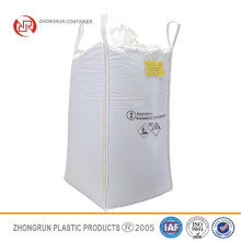 1000 lbs Super Sack Bulk Flexible Containers Giant Garbage Bag Top Bottom Spouts