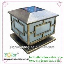 Lampe jardin solaire vendable décoratif CE & Patent(JR-3018B 48pcs LED)