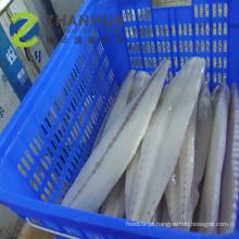Carne vermelha sem pele de filé de peixe-óleo fora da embalagem congelada IVP preço de fábrica