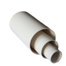 White Factory Outlet Super Hot Sale 25mm PVC Pipe For Water And Drainage