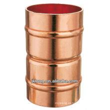 J9203 Anillo de soldadura de cobre Acoplamiento / Acoplamiento de cobre