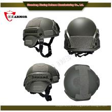 XX Chine Kevlar militaire mich casque à balle balistique