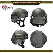 High quality Olive Green military ballistic helmet manufacturer