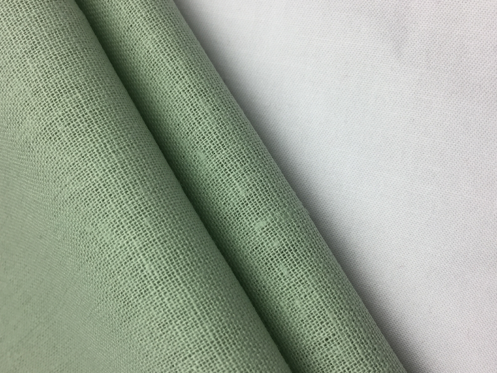 Linen Cotton Solid Fabric