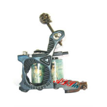 2015 The Newest Unique Authentic Handmade Professional Top High Quality Damascus Tattoo Machine