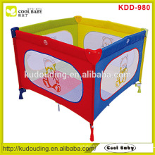 Manufacturer Square Baby Playpen for Baby to Play