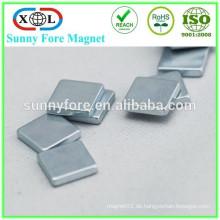 kleiner Block Handtasche Magnetverschluss