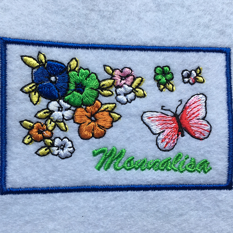 patches embroidered cute