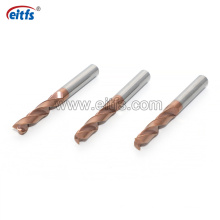 CNC Tool Carbide Drill Bits Flat Bottom Drilling Tools Milling Cutter