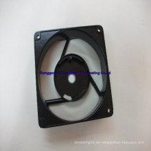 Aluminiumteil für Deckenventilator Kühlkörper mit SGS, ISO9001: 2008