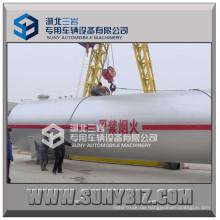 65m3 2015 Heißer Verkauf China Q345r LPG Gas-Speicher-Behälter