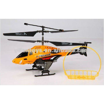 3 CH RC Helicopter Kit Toy with Gyro for sale