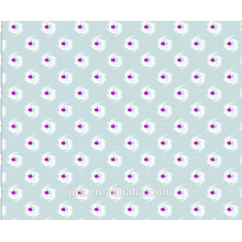 Shandong simple design 100% polyester printed fabric