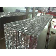 Paneles de aluminio de pan de miel para revestimiento de pared y techos