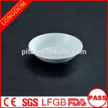 Novo formato diamante pequeno prato de cerâmica / porcelana molho