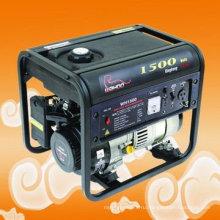 Одобрение GS 1.1кВт макс. Мощность бензиновый генератор люкс type # WH1500-K