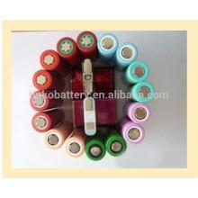 flashlight battery ICR18650
