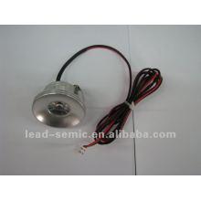 1w 3w Augapfel Licht Aluminium Schiene für Kleiderschrank