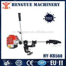 chinesischer Außenbordmotor 2hp 2 Takt Außenbordmotor kurzer Welle Außenbordmotor
