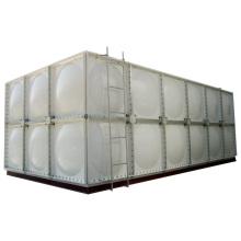 Tanque de água flexível GRP / SMC / FRP