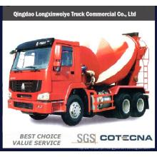 Caminhão do misturador de HOWO 6X4 14cbm