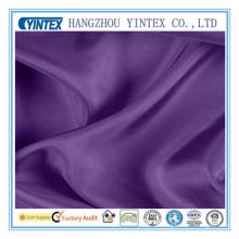Китай Поставщик Домашний текстиль Фиолетовый шелковицы ткани шелковицы