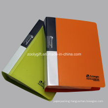 Customize Logo Printing Plastic PP / PVC Promotional Gift Photo Album