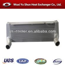 Изготовленный по заказу производитель пластинчатой и алюминиевой арматуры для охлаждения радиатора теплообменника