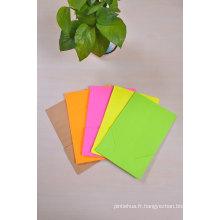 Papier imprimé Sac d'emballage cadeau pour vêtements et chocolat