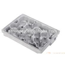 Piezas de aluminio de la máquina de fundición a presión
