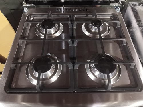 with 4 Burners Kitchen Equipment