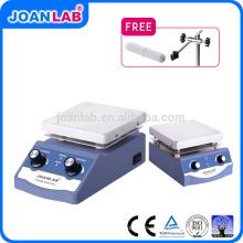 JOAN Lab Analog Hot Plate Aquecimento e Agente de Laboratório Agitador Magnético