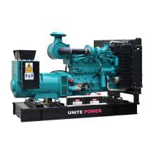 500kw Tipo abierto Volvo Diesel Engine Power Generator
