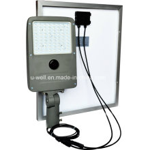 MPPT / PWM Control with Microwave Sensor 15-50W LED Solar Street Light