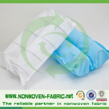 Tejido protector de colchón a prueba de agua de polipropileno