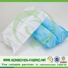 Tecido impermeável do protetor do colchão do polipropileno