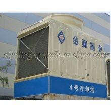 Torre de enfriamiento rectangular de flujo cruzado (JN-100L / S)