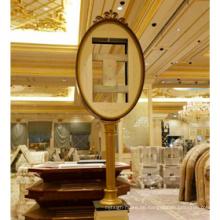 Rom Column Pylon Zeichen für 5 Sterne Hotel