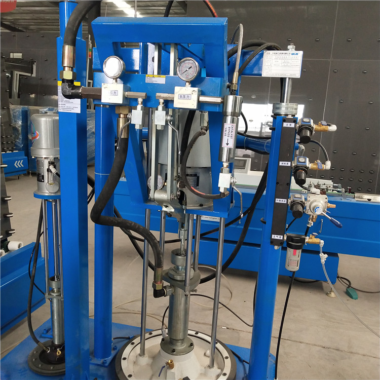 two component sealant machine