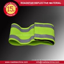 New Style elastische reflektierende Armbinde für Kleidung