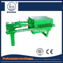320 Öl Abwasser Gusseisen Filterpresse