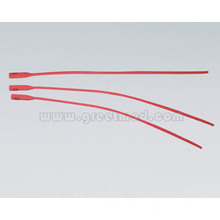 Krankenhaus-medizinischer Harnröhrenkatheter (rotes Latex)