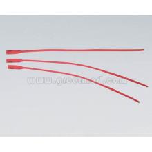 Cathéter urétral médical d'hôpital (latex rouge)