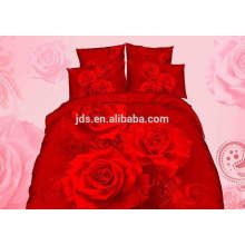 wedding 3D polyester bed sets