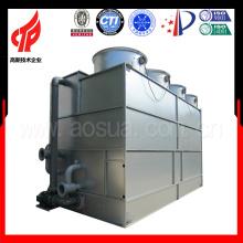 175ton Industrie FRP Tour de refroidissement à circuit fermé à contre-courant à tour de refroidissement