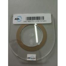 rueda de trazado de metal sinterizado de precisión ultrafina