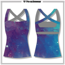 OEM Factory Spandex Gym Clothing Gym Custom Tank Top