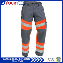 Safety Hi Vis Work Pants with Reflective Tape (YWP117)