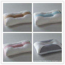 colorful comfortable shredded foam pillow