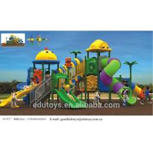 B10217 Outdoor Toys, Amusement Park Games, Kids Amusement Slides